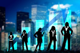Ascenso de mujeres a cargos directivos, de Pixabay