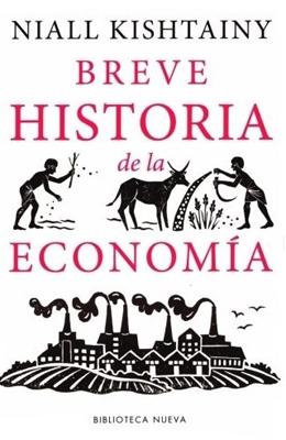 Libro Breve Historia de la economía, de Biblioteca Nueva