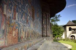 Monasterio de Voronet, de Open