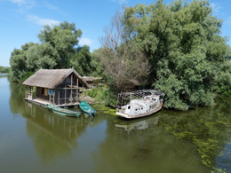 Navegación por el Delta del Danubio, de Open