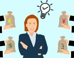 Oferta de trabajo a mujer, de Pixabay