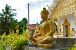Budas en Tailandia, de Pixabay