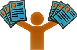 Búsqueda de empleo, de Pixabay