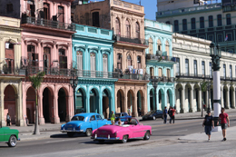 Calle en Cuba, de Pixabay