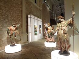 Exposición de ángeles, de Open