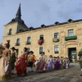 Fiesta en el Palacio Ducal de Lerma, de Open