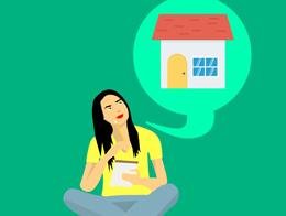 Planificación de compra de vivienda, de Pixabay