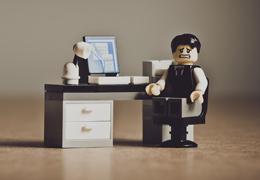 Trabajador insatisfecho, de Pixabay