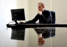 Trabajador senior, de Pixabay
