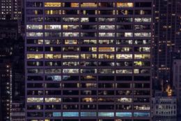 Edificio de oficinas, de Pixabay