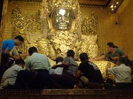 Buda de Mahamuni, de Open