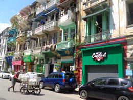 Calle de Rangum, de Open
