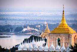 Mandalay o Birmania, de Open