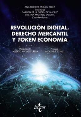 Portada de Revolución Digital, Derecho Mercantil y Token Economía, de Tecnos