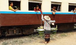 Tren de Rangum, de Open