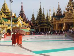 Turismo en Birmania, de Open