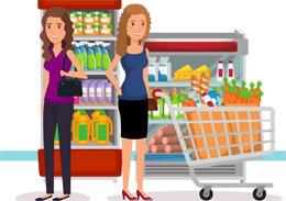 Compradoras, de Pixabay