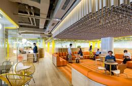 Coworking de emprendedores, de Impact Hub