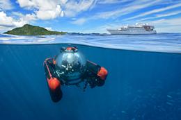 Submarino en crucero, de Aquotic.com