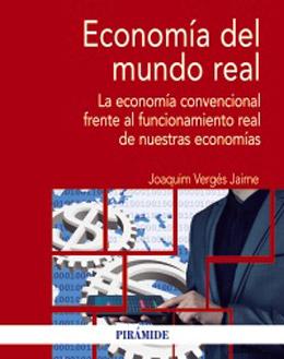 Portada de Economía delmundo real, de Pirámide