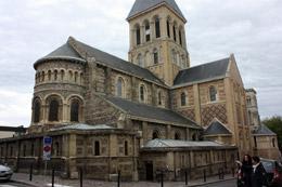 Iglesia de Saint Vicent de Paul de Le Havre, de Open