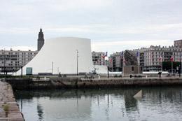 Le Volca, en Le Havre, de Open
