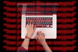 Ransomware y encriptación de archivos, de Pixabay