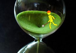 Tiempo extra de trabajo, de Pixabay