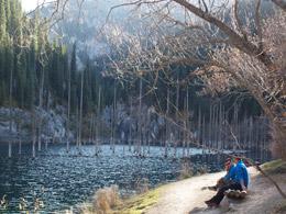 Lago El Kaindy, de Open