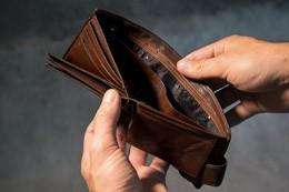 Impagos y sin dinero, de Pixabay