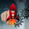 Lanzamiento de startup, de Pixabay