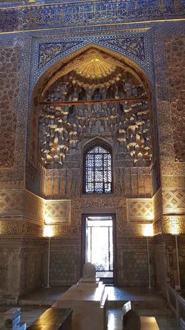 Mausoleo de Gur e Amir, de Open