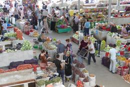 Mercadillo en Samarcanda, de Open