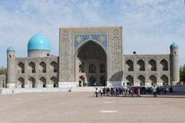 Mezquita Bibi Khanum, de Open