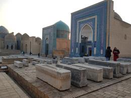 Necrópolis Shah i Zinda, de Open