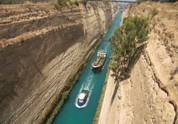Canal de Corinto, de Open