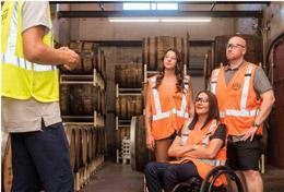 Empleados españoles discapacitados, de Fundación Adecco