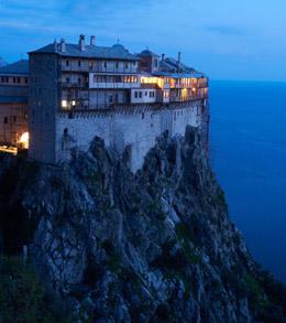 Monte Athos, de Open