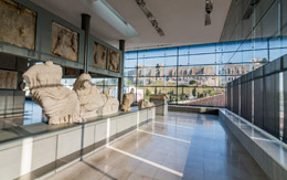 Museo de la Acrópolis, de Open