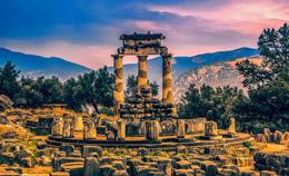 Ruinas de Delfos, de Open
