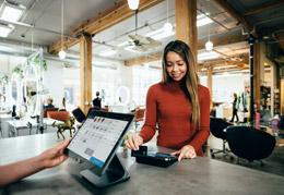 Tecnología en retail, de Unsplash
