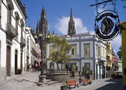 Araucas, de Turismo de Gran Canaria