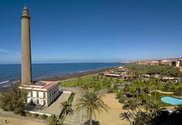 Faro de Maspalomas, de Turismio de Gran Canaria