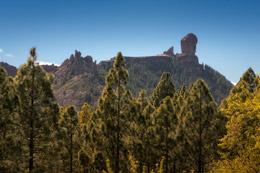 Monolito Roque Bentayga, de Turismo de Gran Canaria