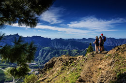 Paisaje de Gran Canaria, de Turismo de GBran Canaria