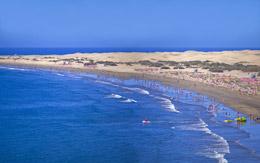Playa del Inglés, de Turismo de Gran Canaria