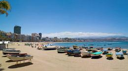Playa de Las Canteras, de Turismo de Gran Canaria
