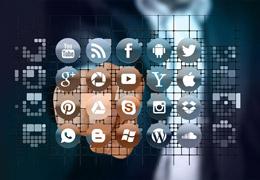 Uso de redes sociales en empresas, de Pixabay