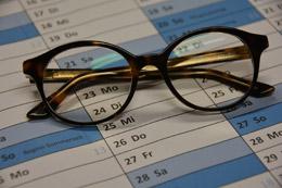 Calendario de trabajo, de Pixabay