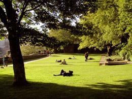 Parque de San Domingos de Bonoval, de Turismo de Santiago
